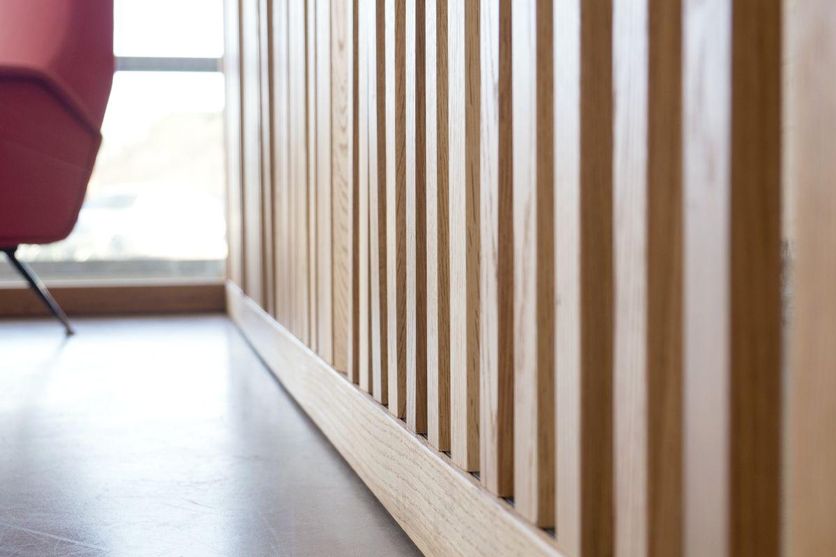 Divisori In Legno Per Interni listelli divisori in legno: cosa sono e come realizzarli