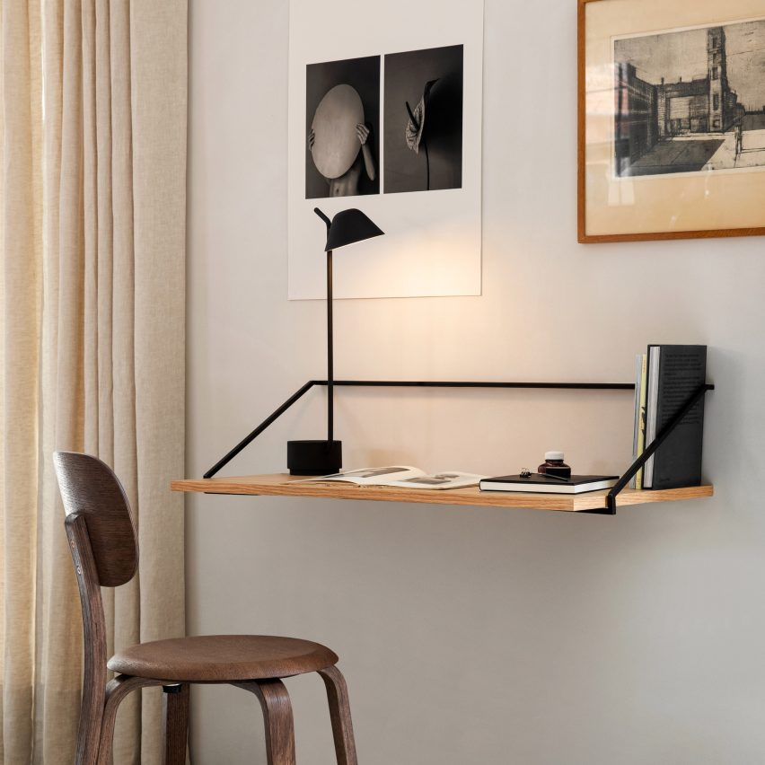 Angolo home office in casa