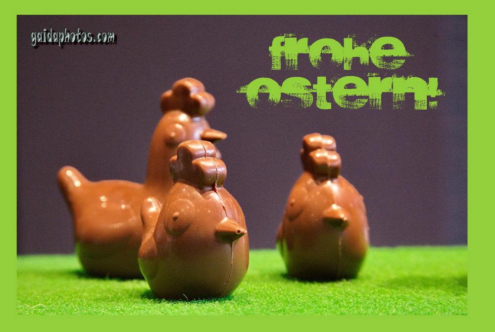 Wan Ist Ostern