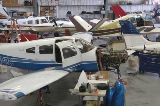 Flint Arrington - air service