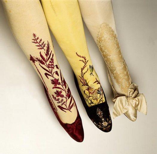 Edwardian stockings
