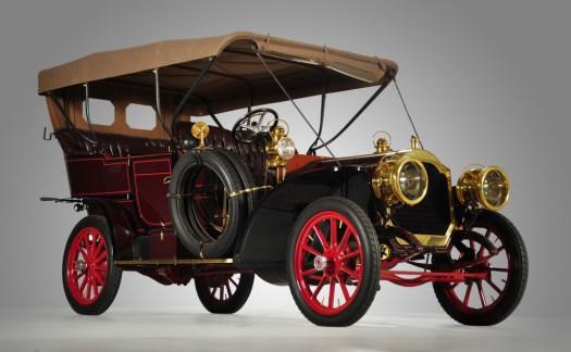 1907 Packard Model 30 'U' 7-passenger touring car
