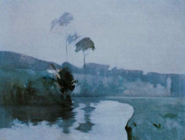 John Twachtman – underrated artist don't you think?