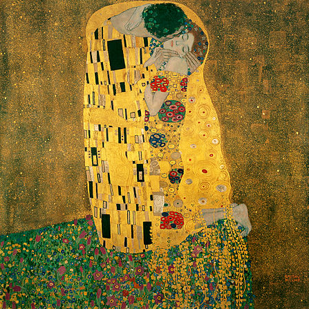 Smooching: The Kiss in Art