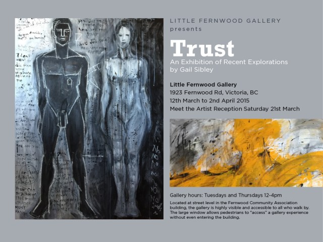Trust – An Exhibition Of Recent Explorations