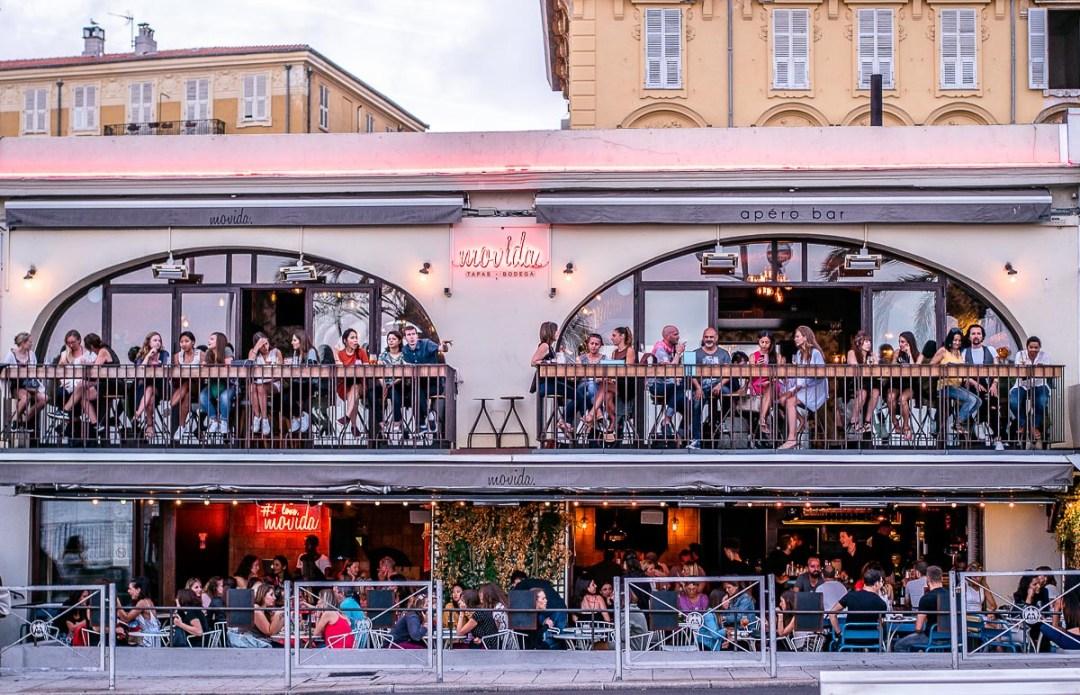 Bar-Uferstraße-Nizza