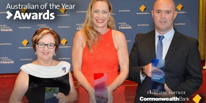 GAIN Founder Kath Mazzella  WA Senior Australian of the Year