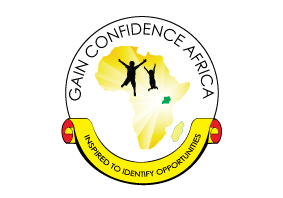 Gain Confidence Africa Logo