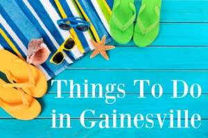 Events - Things to Do In Gainesville