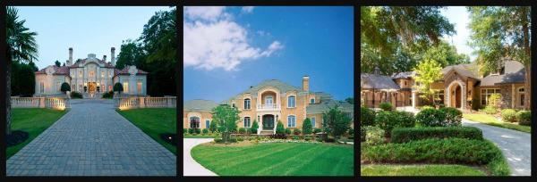 Gainesville 39 s million dollar homes for sale for Million dollar cabins for sale