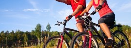 weight loss through cycling