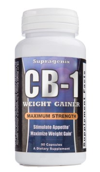 supplements that make you gain weight