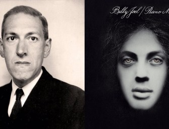 "H.P. Lovecraft's Poem ""Nemesis"" Gets Unexpectedly Sung to the Tune of Billy Joel's ""Piano Man"""