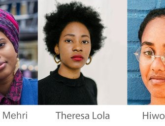 Winners of the 2018 Brunel International African Poetry Prize