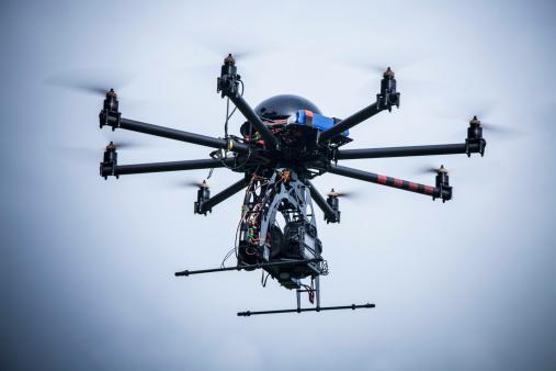 El dron es mi pastor… aeronave no tripulada es nuevo guía ovejero