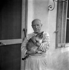 Pablo Picasso Foto: Carlos Nadal, 1960; © Estate of Pablo Picasso / Artists Rights Society (ARS), New York