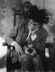 Jean-Michel Basquiat James van der Zee / 1982