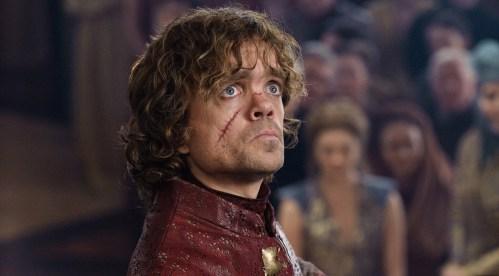 Tyrion Lannister recuerda muertes de Game of Thrones en musical
