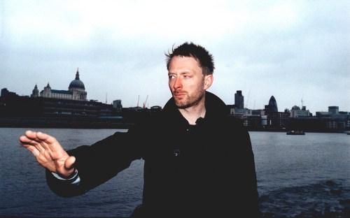 """La """"sexual"""" colaboración de Thom Yorke"""