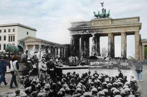 A Hitler también lo eligieron: a 70 años de la rendición y el fin del tercer Reich