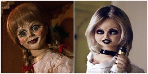 Anabelle Vs. Tiffany y y otros guiones absurdos de terror