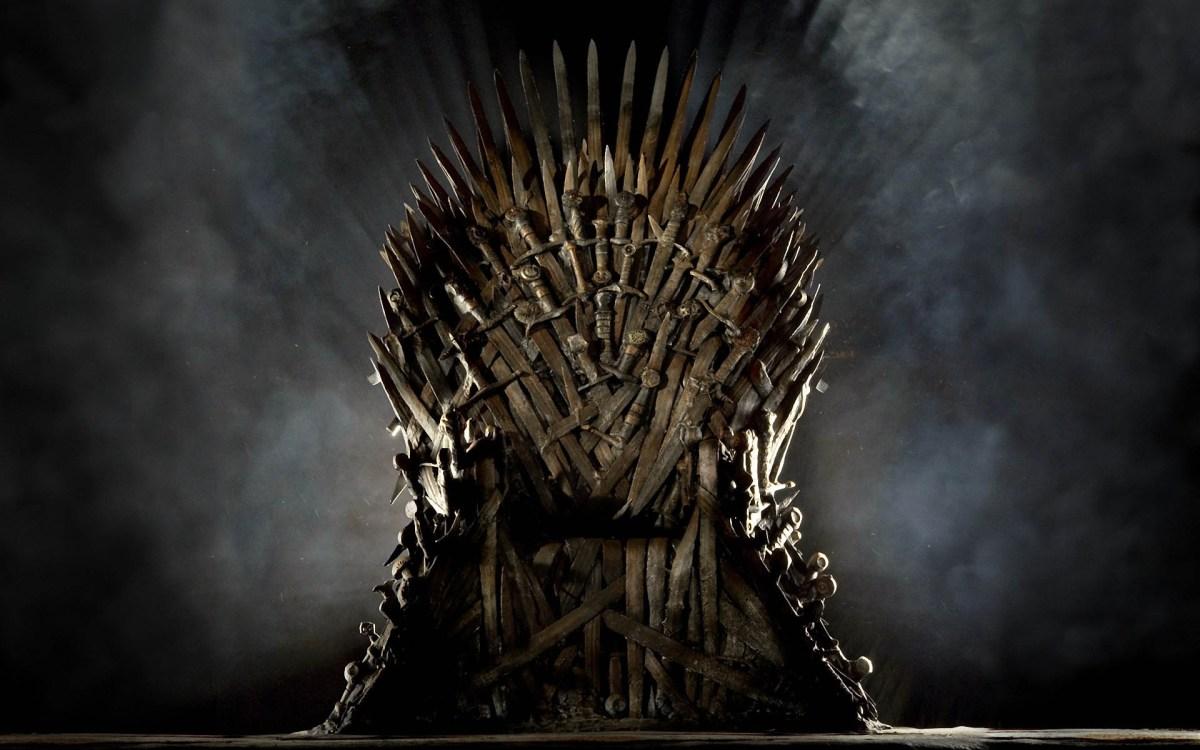 El Trono de Hierro de Game of Thrones llega a México