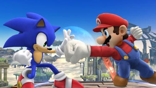 Primer avance del videojuego que une a Mario y a Sonic en Río 2016