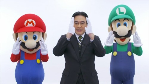 Nintendo y sus fanáticos despiden a Satoru Iwata