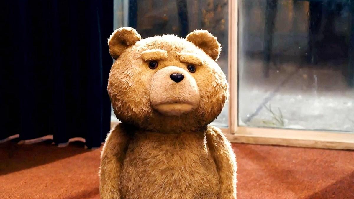 Ted 2: el oso y la cinta que no se toman nada en serio