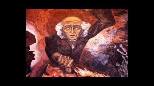 El fantasma de Miguel Hidalgo y Costilla me visitó en la madrugada