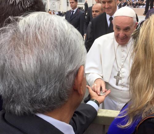 AMLO con el Papa, Monreal y ¿Qué sucede en el PAN?