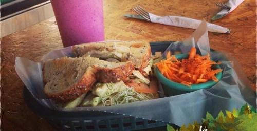 Emprender en la comida sana… La vía verde