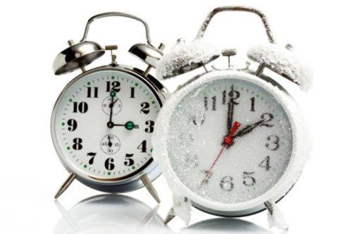 Cambio de horario se aproxima: a tomar precauciones