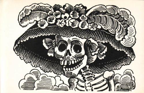 Día de muertos: la Catrina y su origen