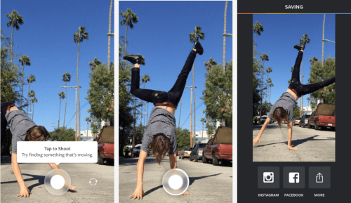 Instagram lanza Boomerang: app para juntar tus fotos y hacer videos