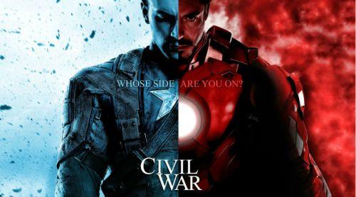 "Nuevo avance de ""Captain America: Civil War"""