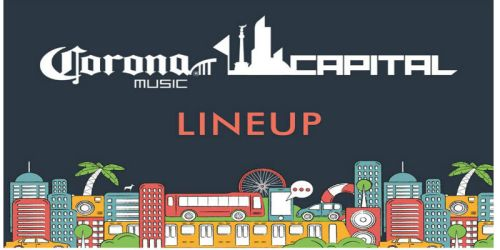 Horarios del Corona Capital, el CC Week y Wild Nothing se suma al cartel