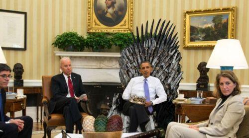 Obama se declara fan de Juego de Tronos