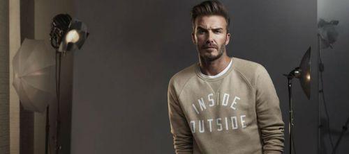 David Beckham es nombrado el hombre más sexy del mundo