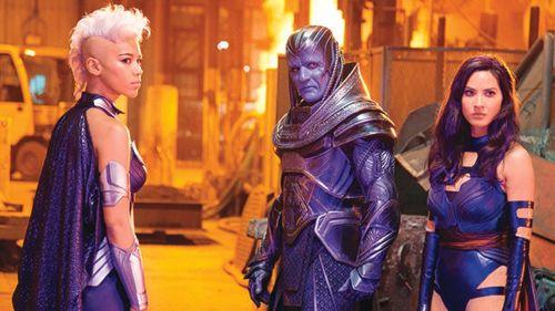 X-Men: Apocalypse, primer tráiler