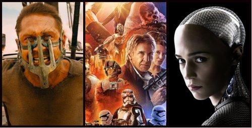 Artista hace compendio de lo mejor en el cine en el 2015