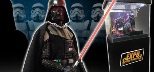 Star Wars: a calentar motores en la Expo Coleccionistas