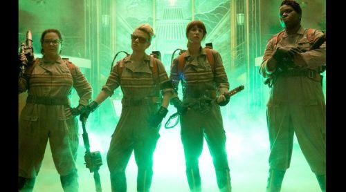 Dan a conocer los carteles oficiales de Ghostbusters