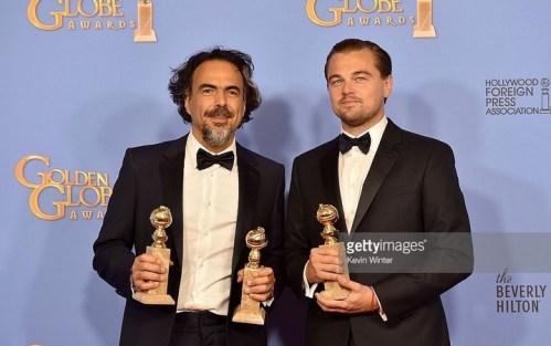 """Globos de Oro: """"El renacido"""", la gran vencedora"""