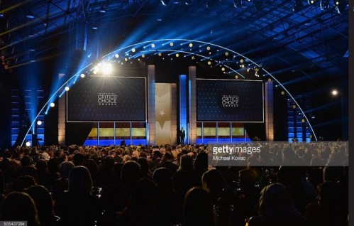Critic's Choice Awards 2016 en fotos