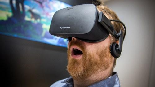 La preventa del esperado Oculus Rift ha iniciado