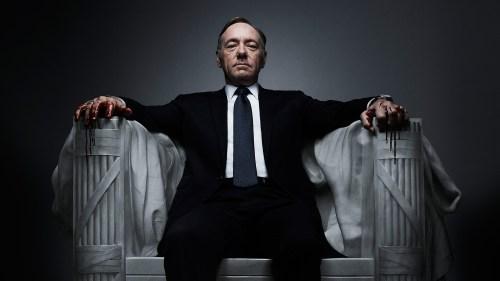 """Suspenden rodaje de la última temporada de """"House of Cards"""""""