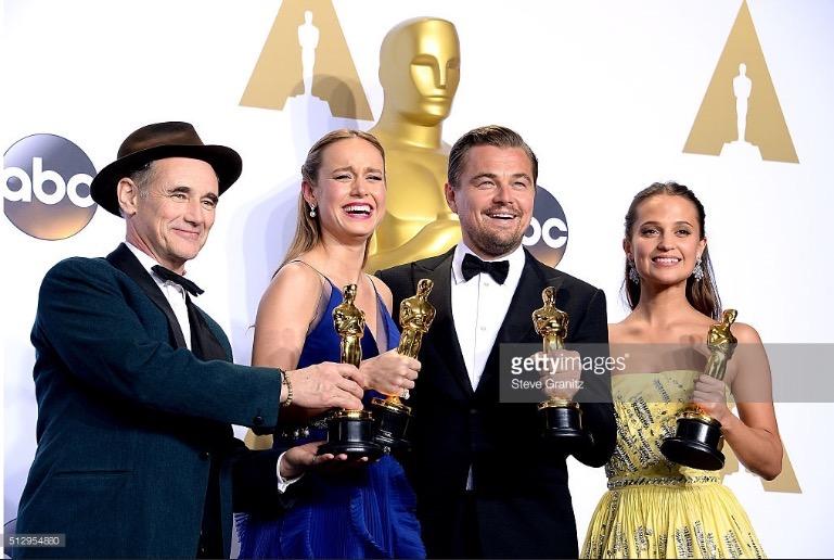 """Oscar 2016: """"En primera plana"""", caballo que alcanza gana"""