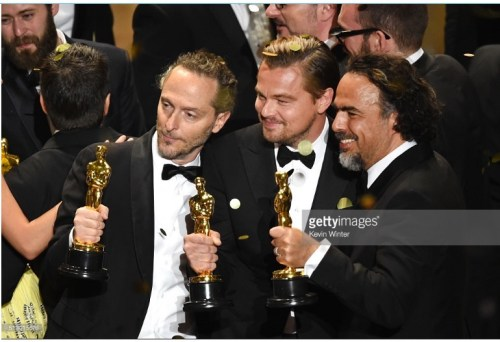 Oscar 2016: Los mejores momentos en foto