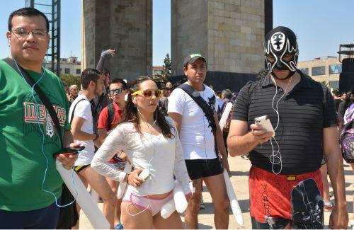 La Ciudad de México se queda sin pantalones
